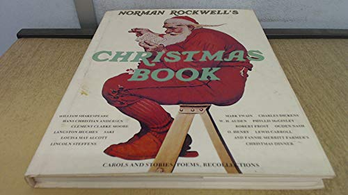 9780810915831: Norman Rockwell's Christmas Book