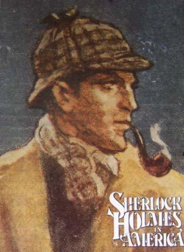 Sherlock Holmes in America (0810916096) by Bill Blackbeard