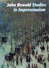 9780810916173: Studies in Impressionism