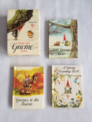 Teeny Tiny Gnome Tomes: Rien Poortvliet (Adapter),