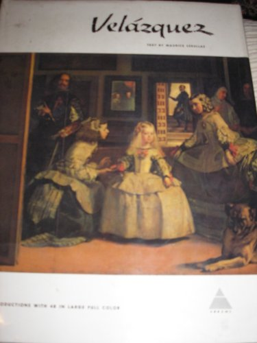 9780810917125: Velazquez (Library of Great Painters)