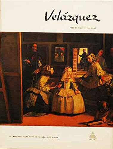 9780810917125: Velazquez (Moa Abrams) (The Library of great painters)