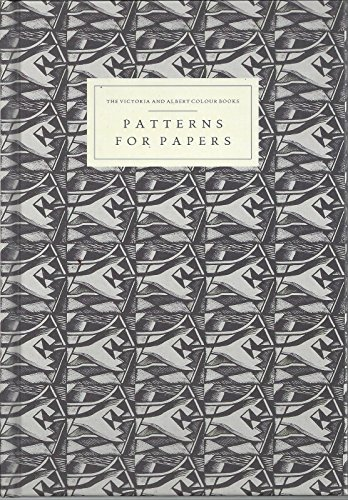 9780810917200: Patterns for Papers (Victoria and Albert Colour Books)