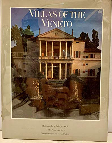 Villas of the Veneto (0810917440) by Reinhart Wolf; Peter Lauritzen