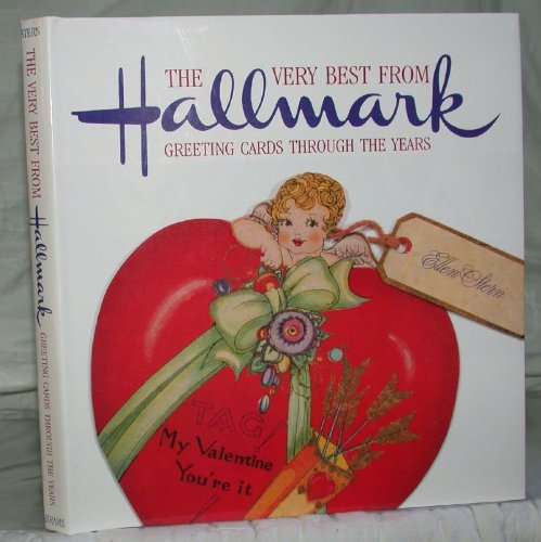 9780810917453: The Very Best from Hallmark: Greeting Cards Through the Years