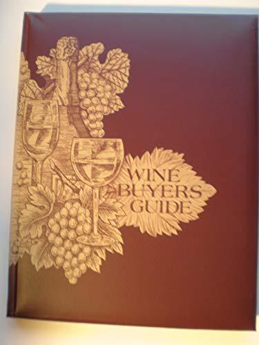 Wine Buyers Guide: Fadiman, Clifton