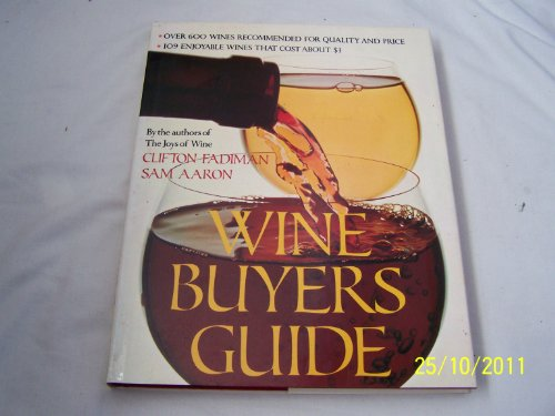 9780810917545: Wine Buyers Guide