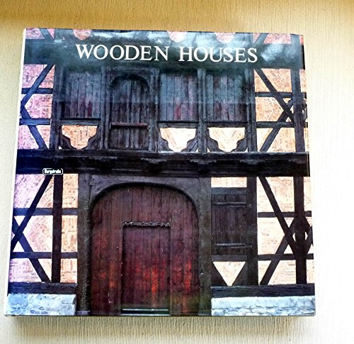 9780810917620: Wooden Houses in Europe
