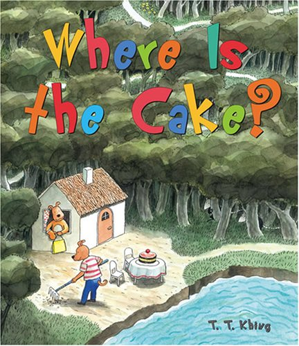 9780810917989: Where is the Cake?
