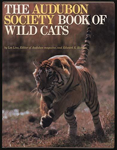9780810918283: The Audubon Society Book of Wild Cats