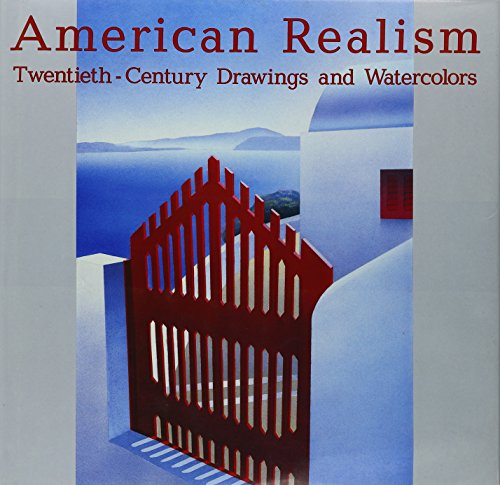 9780810918399: American Realism: Twentieth Century Drawings and Watercolors- From the Glenn C. Janss Collection