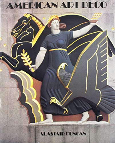 American Art Deco: Duncan, Alastair