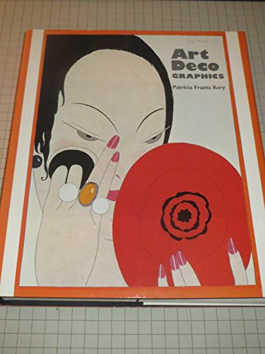 9780810918535: Art Deco Graphics