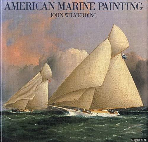 9780810918610: American Marine Painting