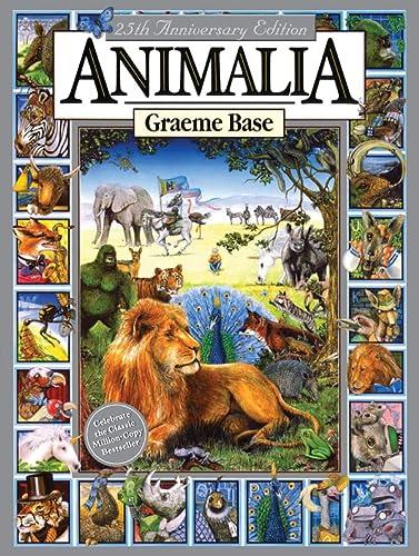 Animalia.: BASE, Graeme.