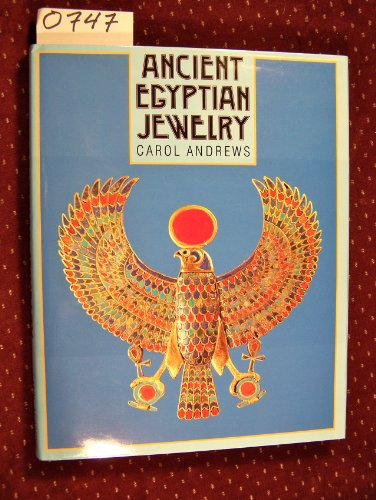 9780810919051: Ancient Egyptian Jewelry