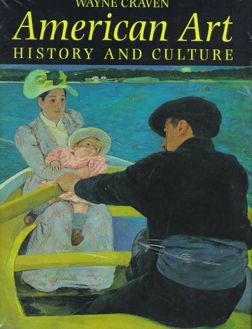 9780810919426: American Art: History and Culture