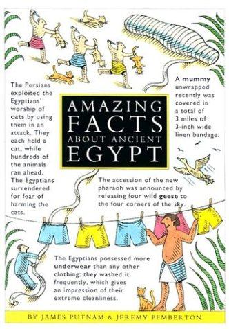 Amazing Facts about Ancient Egypt (Beginner's Guides: Pemberton, Jeremy