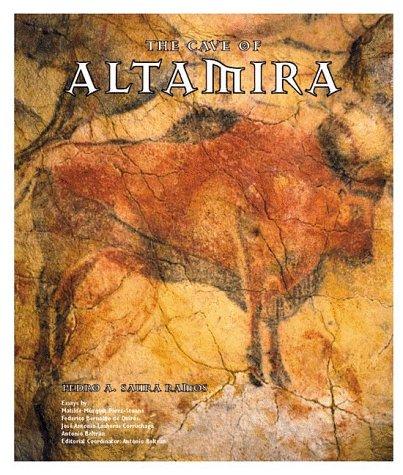 The Cave of Altamira: Matilde Muzquiz Perez-Seoane; Frederico Bernaldo de Quiros; Jose Antonio ...
