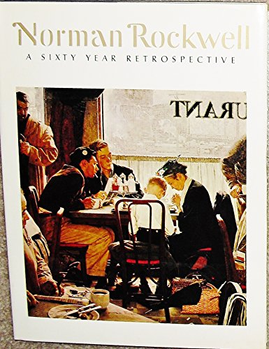 9780810920491: Norman Rockwell: A Sixty Year Retrospective