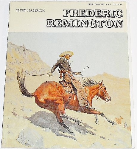 9780810920545: Frederic Remington: Paintings, Drawings, and Sculpture in the Amon Carter Museum and the Sid W. Richardson Foundation Collection Collections