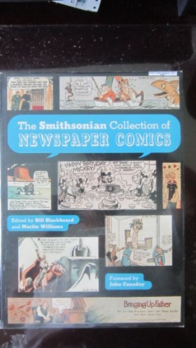 9780810920811: Smithsonian Collection of Newspaper Comics