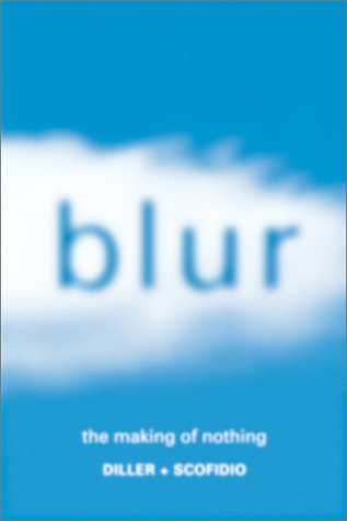 9780810921238: Blur: The Making of Nothing