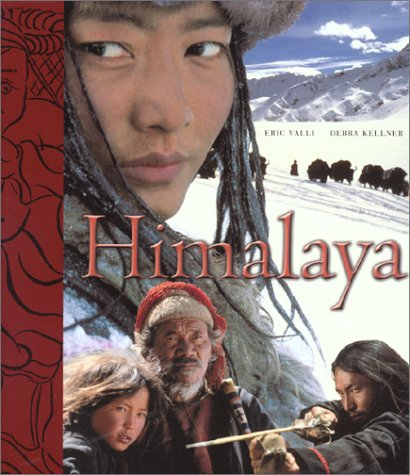 9780810921283: Himalaya: The Making of the Film by Eric Valli
