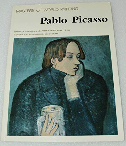 9780810921566: Pablo Picasso (Masters of world painting)