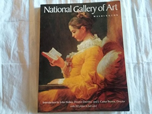 9780810921856: National Gallery of Art, Washington