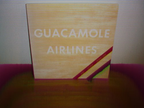 Guacamole airlines and other drawings