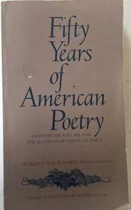 9780810922969: Fifty Years of American Poetry
