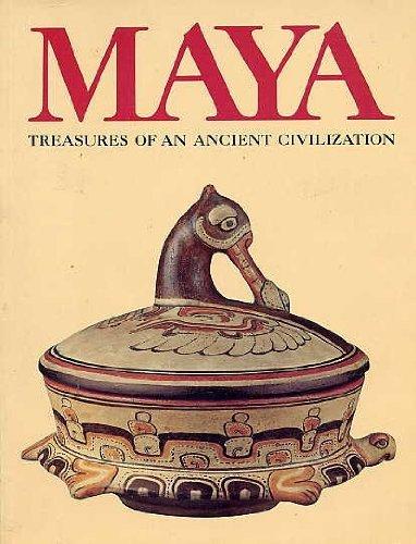 Maya: Treasures of an ancient civilization: Clancy, Flora S. et al.