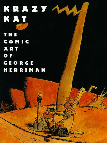 Krazy Kat: The Comic Art of George: Patrick McDonnell; Karen