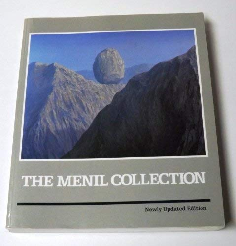 9780810923300: The Menil Collection: A Selection from the Paleolithic to the Modern Era
