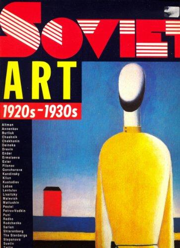 Soviet art, 1920s-1930s : Russian Museum, Leningrad /