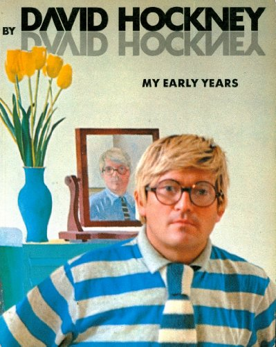 9780810924093: David Hockney by David Hockney: My Early Years