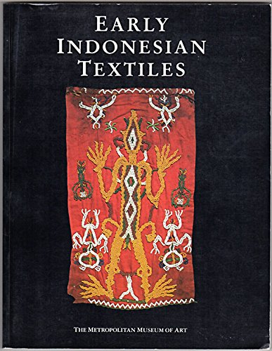 9780810924246: Early Indonesian Textiles