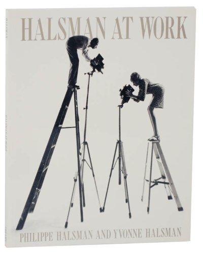 9780810924369: Halsman at Work
