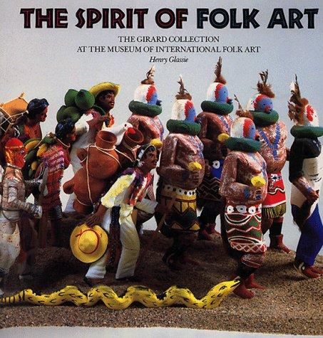 9780810924383: Spirit of Folk Art
