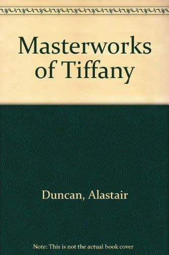 9780810924406: Masterworks of Tiffany