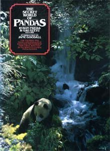 9780810924574: The Secret World of Pandas (Library of American Art)