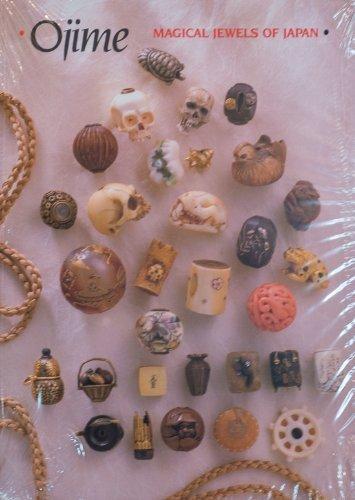 9780810924710: Ojime Magical Jewels of Japan