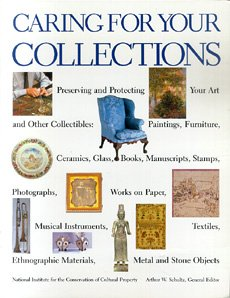 9780810925588: Caring for Your Collections