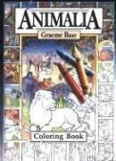 9780810926332: Animalia Coloring Book