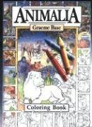 9780810926332: Animalia Coloring Book