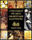 9780810926943: A Treasury of the Great Children's Book Illustrators