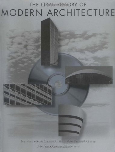 9780810927469: Oral History of Modern Architecture: Interviews with the Greatest Architects of the Twentieth Century