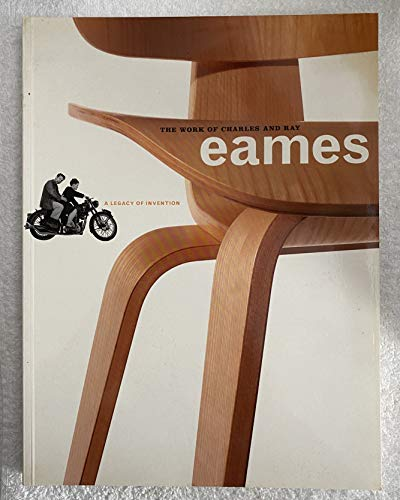 9780810927520: The Work of Charles and Ray Eames: A Legacy of Invention