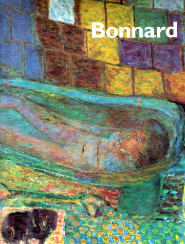 Bonnard.: WHITFIELD, Sarah and ELDERFIELD, John (essays).